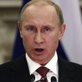 """Poutine """"surpris"""" que le commerce russe profite aux Etats-Unis et non à l'Europe"""