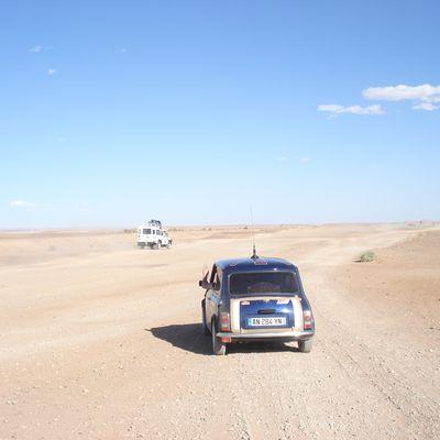Pistes Sahariennes - de Erfoud aux dunes de Merzouga.