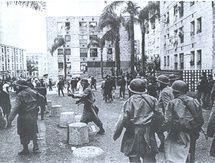 Cela s'est passé un 11 décembre 1960, manifestations des Algériens dans tout le pays