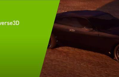 Nvidia transforme vos photos en objets 3D - Presque tout actuellement - Bientôt tout ?