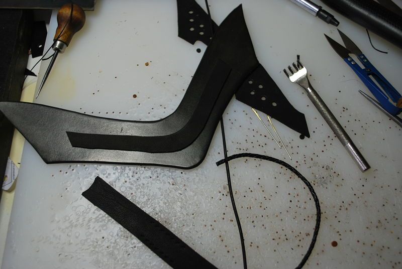 Tongs sur mesure