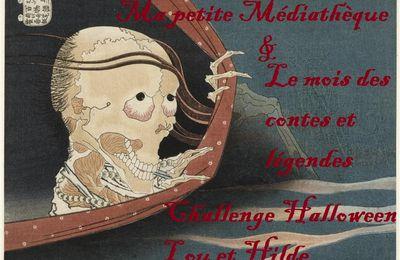 """Challenge """"Le mois des contes & légendes"""" - Par Bidib"""