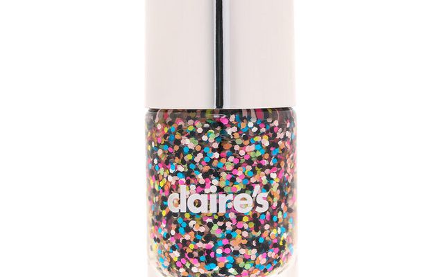Claire's accessories nail polish