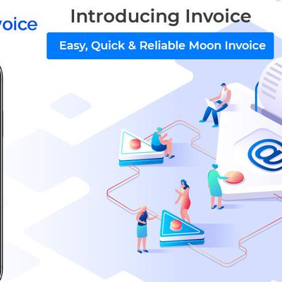 Introducing Invoice - Easy, Quick & Reliable Moon Invoice