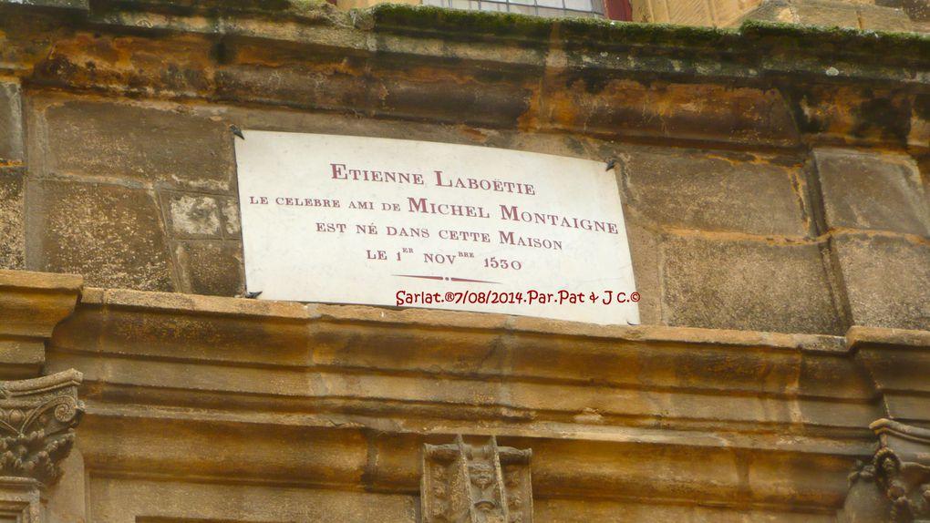 Reconnue comme la ville la Prestigieuse du Périgord noir située au sud-est du département de la Dordogne proche de la Corrèze et du Lot en plein pays gastronomique