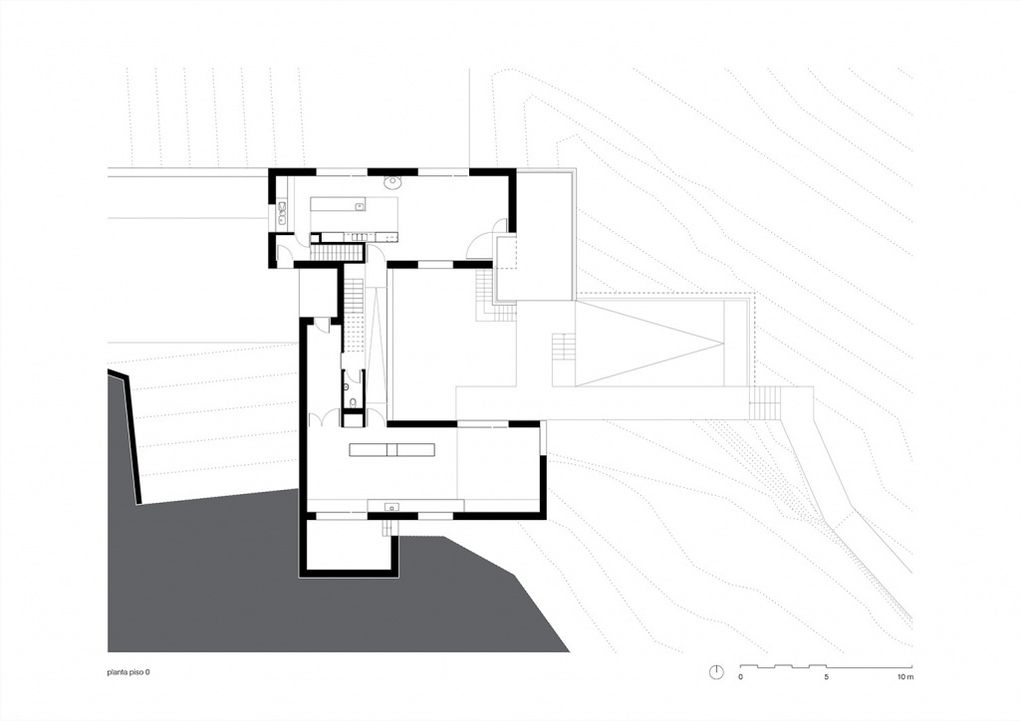 Technical Plans (c) estudio goma