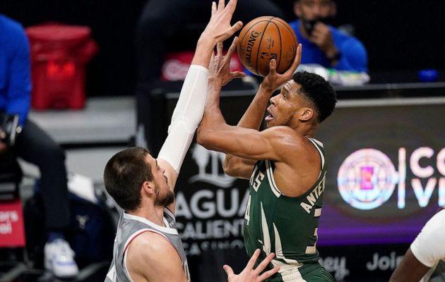 Les Clippers dominent les Bucks de Milwaukee