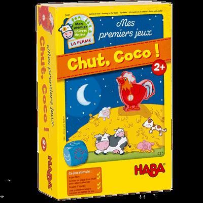 Chut Coco! de Anna Lena Räckers 