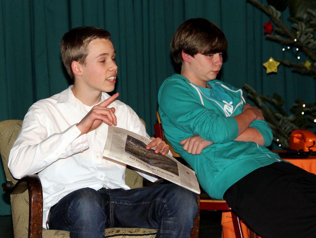 Album - Mittelschule Weihnachtsfeier 2011