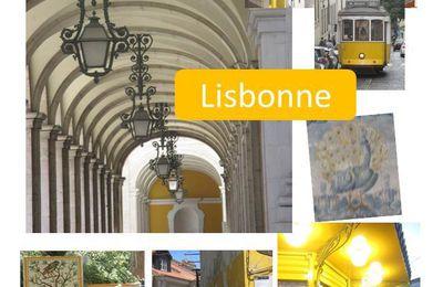 Lisbonne - carte postale
