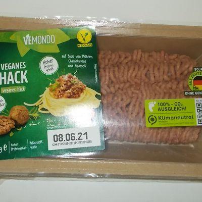Lidl Vemondo Veganes Hack vegan