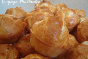 Muffins chèvre et poires