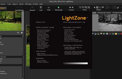 Ligthzone : l'autre traitement des fichiers RAW !