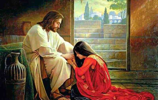 """MARY OF MAGDALA, MARY OF BETHANY AND THE UNNAMED """"SINNER WOMAN"""""""