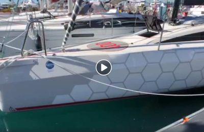 Dehler 30 one design - visite privée d'un monotype aux fortes ambitions !