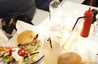 Restaurant: La maison du Burger