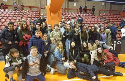 Erasmus+ supporte le Basket Club Maritime