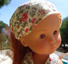 """Vous trouverez ce foulard super facile à faire et vite fait dans : """"ma p'tite école de couture"""" de vaniline"""