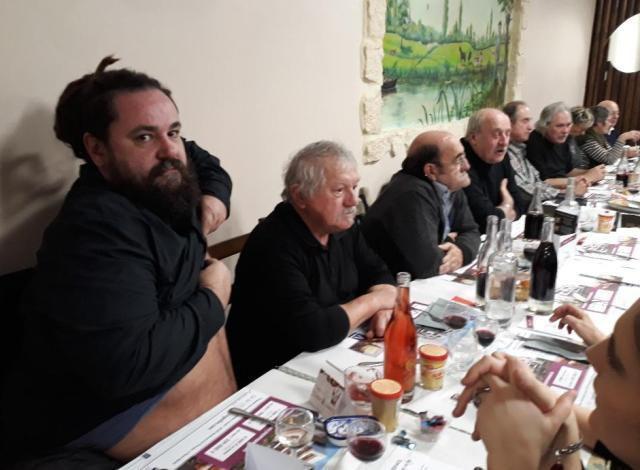 PCF Pierre Bénite : super soirée avec le tirage de la tombola et le repas fraternel