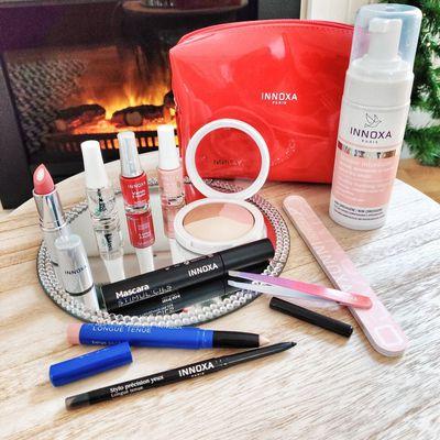 INNOXA une gamme de maquillage pour limiter les risques d'allergies