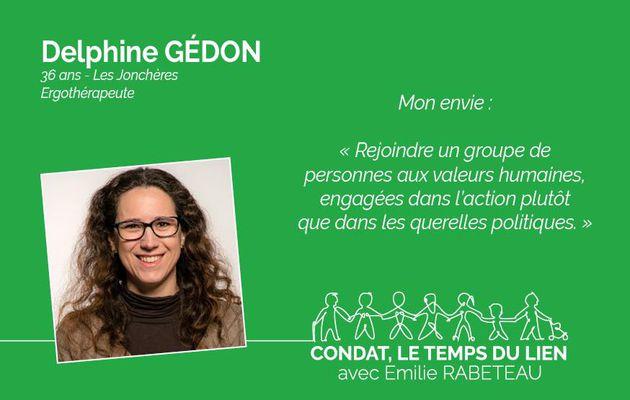 Delphine Gédon