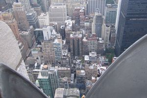 New York (3) : Vertige