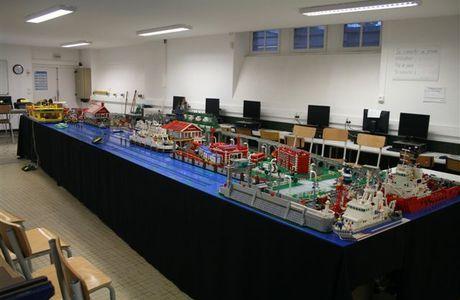 Semaine Lego à Saint Thégonnec (29) du 15 au 19 déc 2014