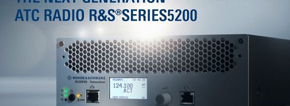 World premiere for the latest ATC radio: R&S®Series5200