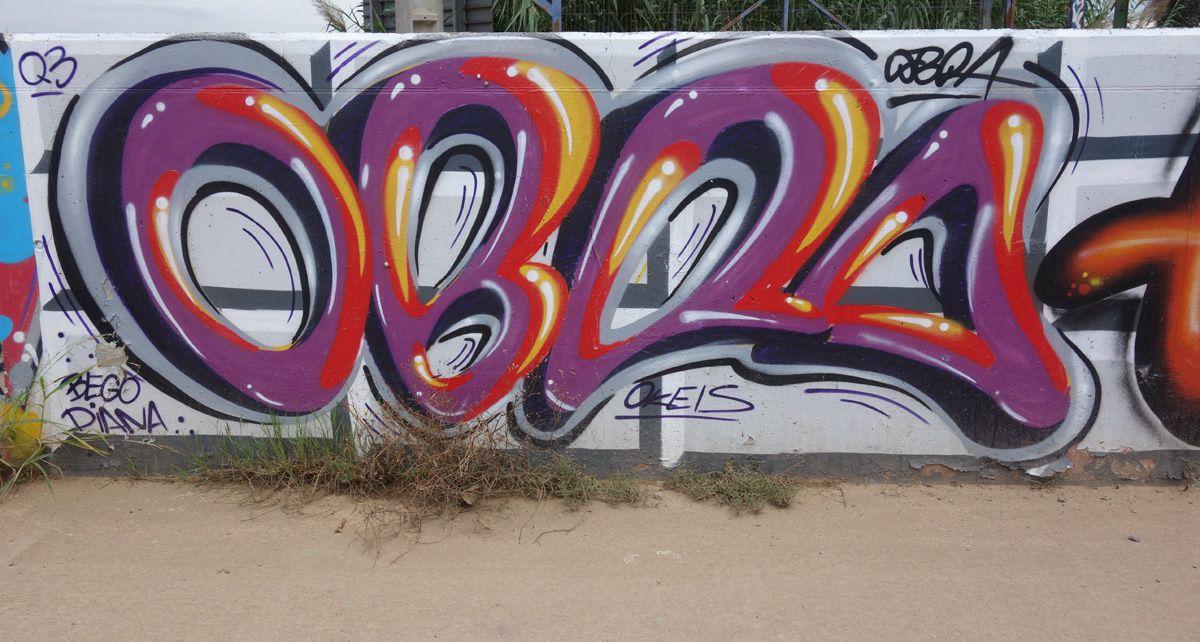 Street Art : Graffitis & Fresques Murales 08840 Viladecans (Catalunya)