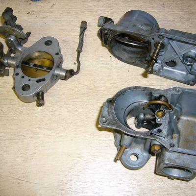 Démontage carburateur 2 et fin
