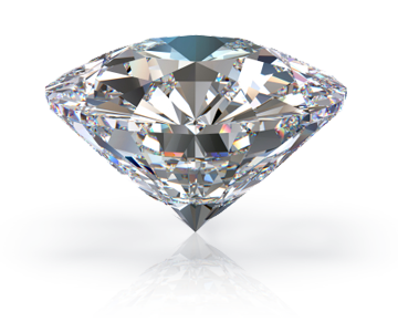 Why are diamonds more popular than colored gemstones?