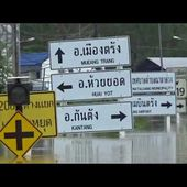 Flood In Six Provinces In Thailand Remains Critical