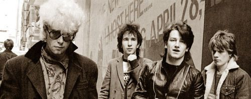 U2 -Early Days -03/01/1979 -Dublin -Irlande -McGonagle's