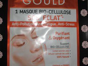 1 masque bio-cellulose