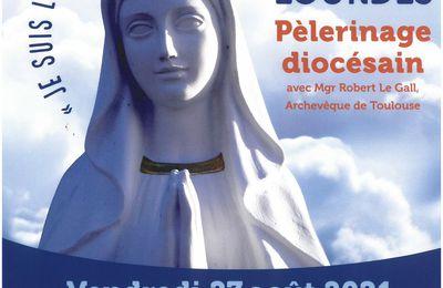 Pèlerinage à Lourdes - dernière limite pour les inscriptions