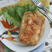 Christophines farcies aux crevettes - Passion culinaire by Minouchka
