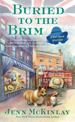 (eBook) Download Buried to the Brim (Hat Shop Mystery #6) By Jenn McKinlay Ebook Online Free