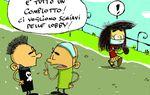 Scarabocchi all'italiana ! - Gina & Sergio