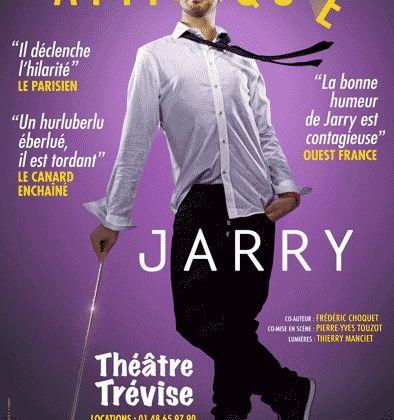 Jarry, un artiste Atypique !