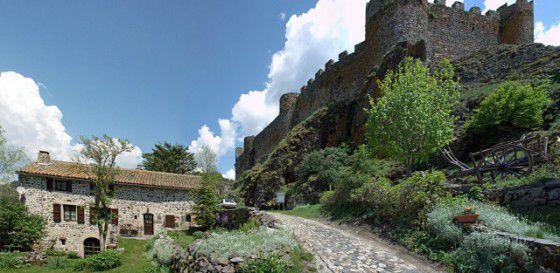 Le Mont Mézenc et ses villages