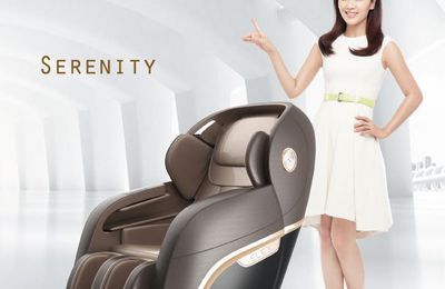 Massage Chairs Offer Relief To Various Body Pains