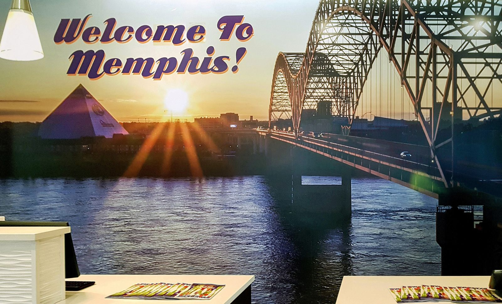 Memphis poster Quinta Inn and Suites Downtown