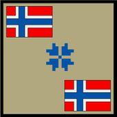 Biscornu du Monde : La Norvège - Le Blog des Dames