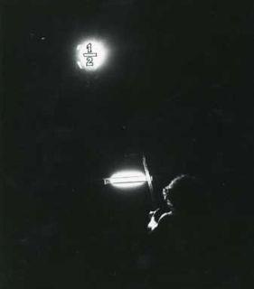1/2 @ Zbigniew Warpechowski. 1980. galerie Slad. Lodz 1