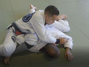 Jiu-Jitsu brésilien avec Vincent Nguyen