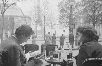 Avril 1950 : Le France découvre le coca-cola