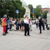 Several wounded in Finland stabbing; suspect shot in the leg - Article - BNN