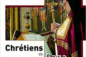 """Une conférence de Christophe Oberlin sur les chrétiens de Gaza (14 janvier 2018) : """"silencieux ambassadeurs de terrain"""" du dialogue inter-religieux."""