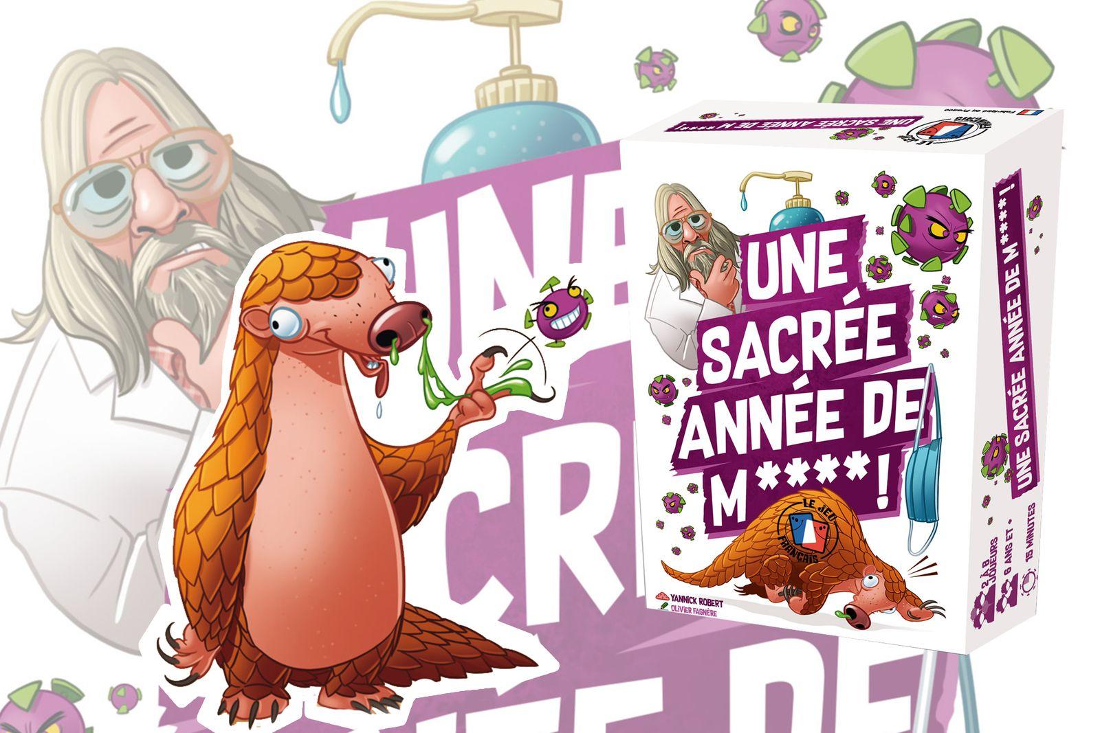 Une nouvelle marque de jeux de société est née en France !