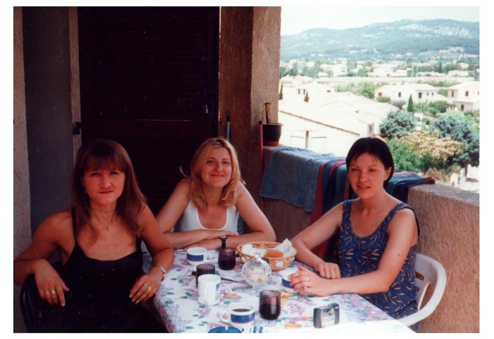 Pe terasa mea, la Sanary si la Ollioules, la sarbatoarea maslinului